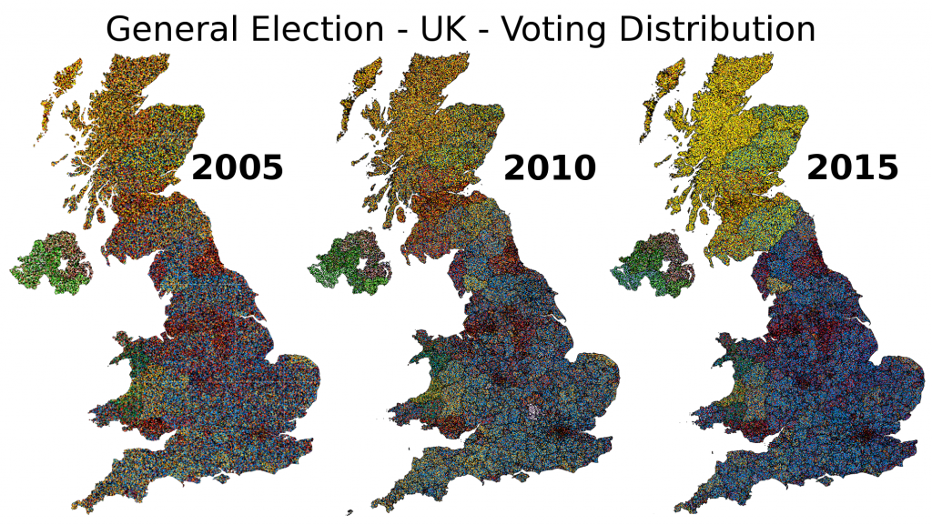 2005 - 2010 - 2015 UKElectionMap_votes