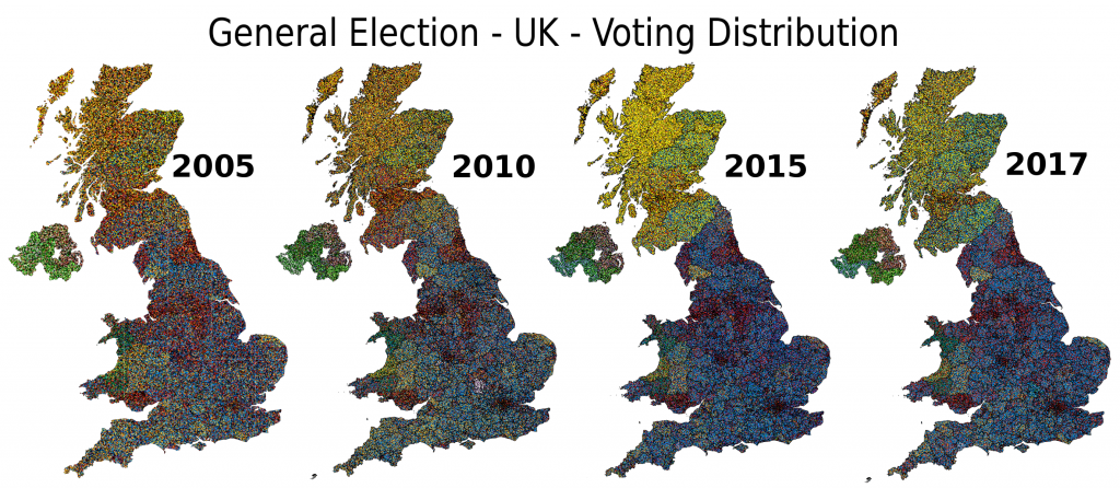 Map Of Uk Votes 2015.Uk Knocks For No Meter